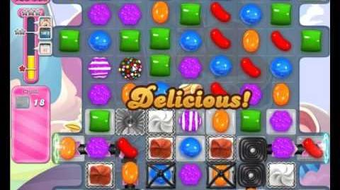 Candy Crush Saga Level 1534 Hard Level NO BOOSTER (2nd Version)