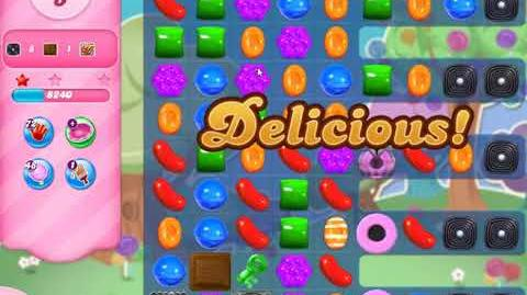 Candy Crush Saga Level 2673 New Version Hard Level