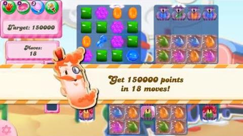 Candy Crush Saga Level 2803 NO BOOSTERS