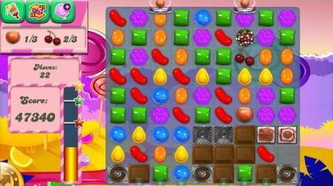 Candy Crush Saga Level 291 No Boosters