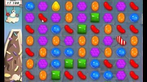 Candy Crush Saga Level 36