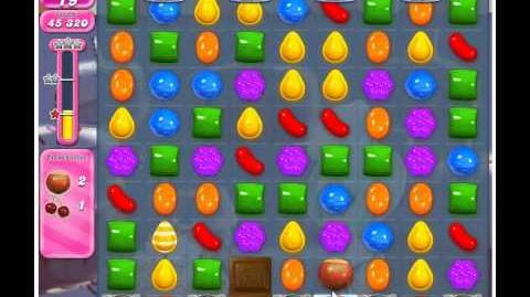 Candy Crush Saga Level 361 - NO BOOSTER - Lo