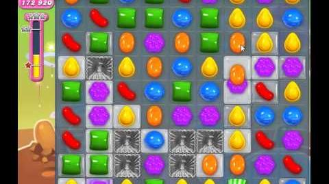 Candy Crush Saga Level 847