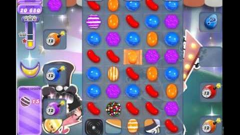 Candy Crush Saga Dreamworld Level 407-3