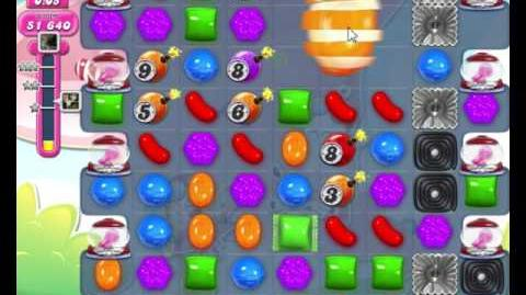 Candy Crush Saga LEVEL 2295 NO BOOSTERS (35 seconds)
