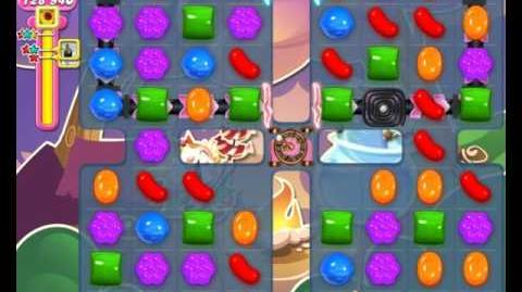 Candy Crush Saga Level 1748 Hard Level NO BOOSTER (2nd Version + 3 Stars)