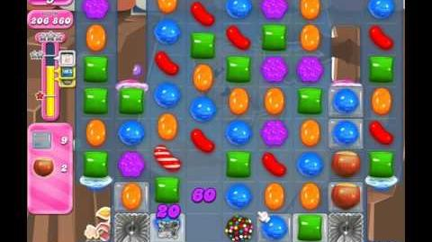 Candy Crush Saga Level 1860 ( New with 28 Moves ) No Boosters 2 Stars