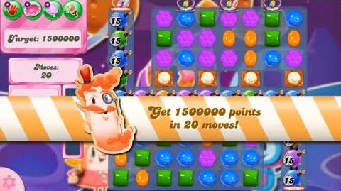 Candy Crush Saga Level 2638 NO BOOSTERS