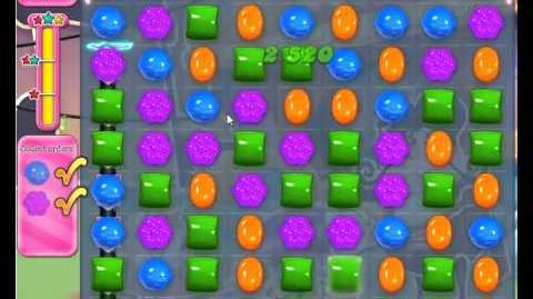 Candy Crush Saga Level 555-0