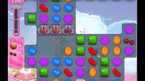 Candy Crush Saga Level 886