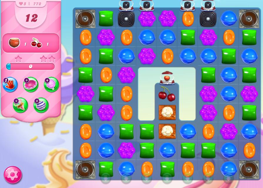 Level 772 | Candy Crush Saga Wiki | FANDOM powered by Wikia