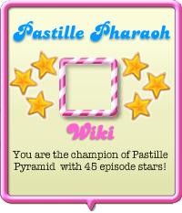 Pastille Pharaoh