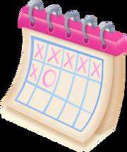Treat Calendar Icon new