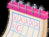 Treat Calendar