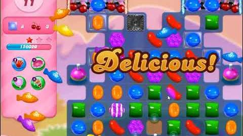 Candy Crush Friends Group Level 2856 One Free Switch 1Stars