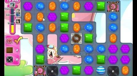 Candy Crush Saga LEVEL 2293 NO BOOSTERS