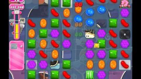 Candy Crush Saga Level 2056 ( New with Fewer Blocker Spawning and Jellies ) No Boosters 3 Stars