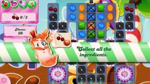 Candy Crush Saga Level 2677 NO BOOSTERS