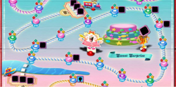 Sweet Surprise Map