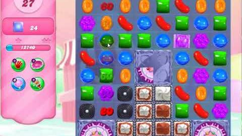 Candy Crush Friends Group Level 508 NO BOOSTERS 1Stars 1st Update 291017