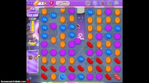 Candy Crush Saga Dreamworld 294 Walkthrough No Booster