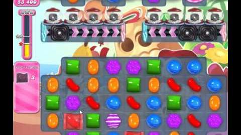Candy Crush Saga Level 1291-0