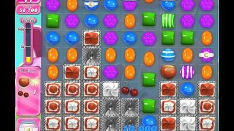 Candy Crush Saga Level 1582 (No booster)