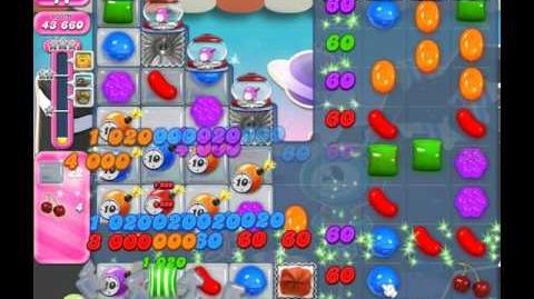 Candy Crush Saga Level 1876 ( New with 30 Moves ) No Boosters 3 Stars