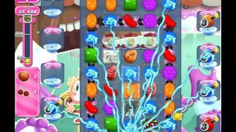 Candy Crush Saga Level 2040 ( New with 7 Moves Candy Bombs ) No Boosters 3 Stars