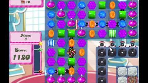 Candy Crush Saga Level 2741 NO BOOSTERS (glitched level)