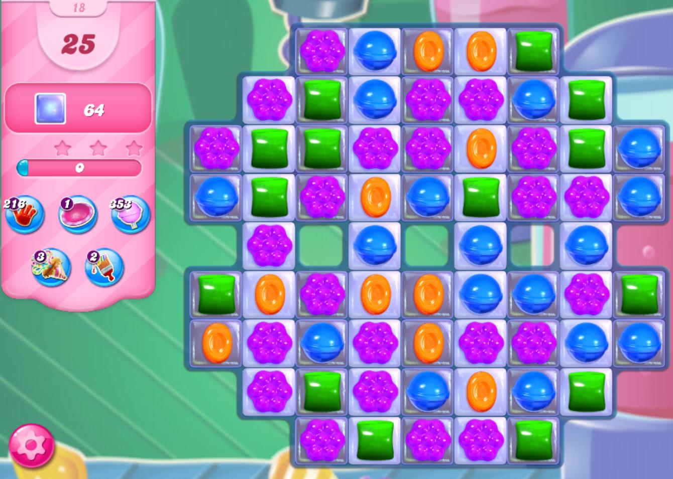 Candy crush saga 3741
