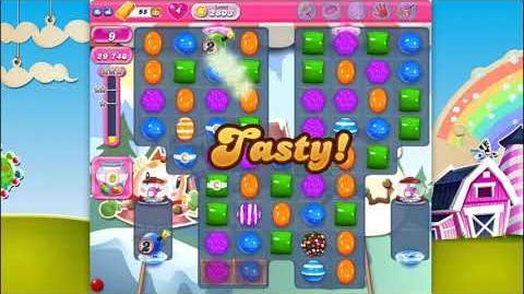 Candy Crush Saga - Level 2803 - No boosters