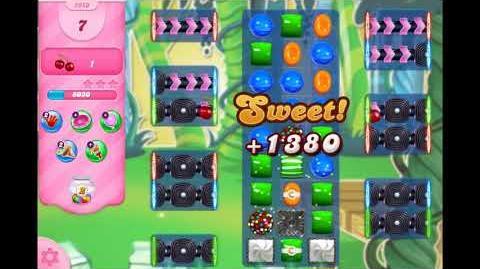 Candy Crush Saga - Level 2950 ☆☆☆