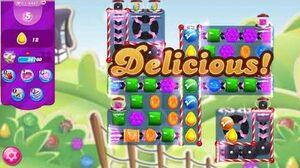 Candy Crush Saga - Level 4487 - No boosters ☆☆☆ HARD