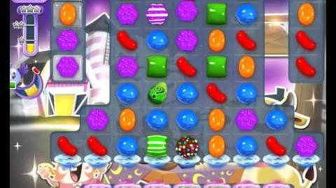Candy Crush Saga Dreamworld Level 244 (2 Stars)