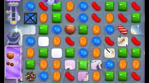 Candy Crush Saga Dreamworld Level 44 (Traumland)