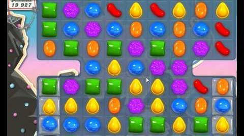 Candy Crush Saga Level 107
