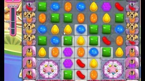Candy Crush Saga Level 1551