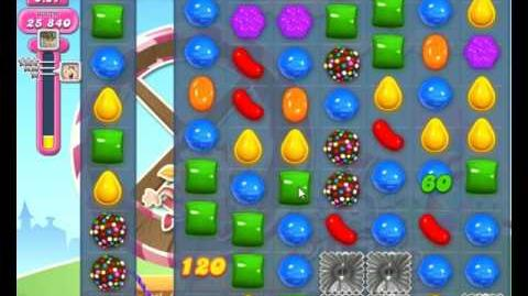 Candy Crush Saga Level 1762 Hard Level NO BOOSTER (3 Stars)