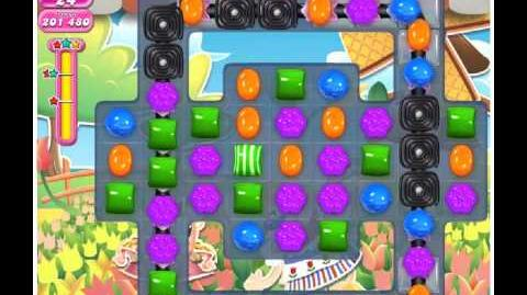 Candy Crush Saga Level 605 - No Boosters - 3 Stars