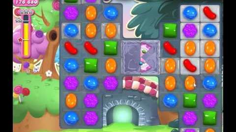Candy Crush Saga Level 954