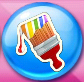 Charm Of Stripes Icon Mobile