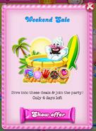 Weekend Sale 150730