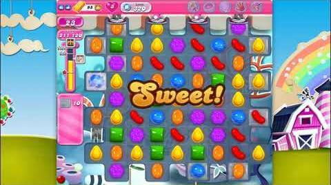 Candy Crush Saga - Level 320 - No boosters