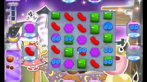 Candy Crush Saga Dreamworld Level 234 (3 Stars)