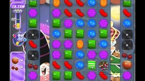 Candy Crush Saga Dreamworld Level 383-2