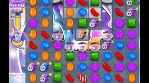 Candy Crush Saga Dreamworld Level 504 (3 star, No boosters)