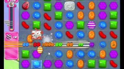 Candy Crush Saga LEVEL 2207 NO BOOSTERS