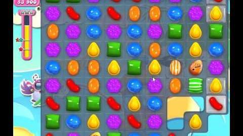Candy Crush Saga Level 1175 - BANANA BEACH ✓