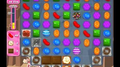 Candy Crush Saga Level 1858 - NO BOOSTERS